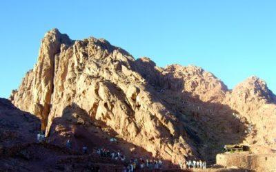 Le Vrai Mont Sinaï